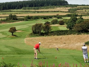Comis Mount Murray Golf course on the isle of man