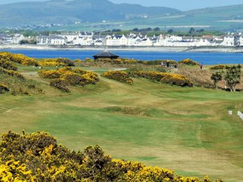 5th tee at Castletown golf links